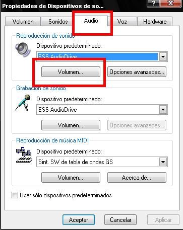 sonido 3d windows