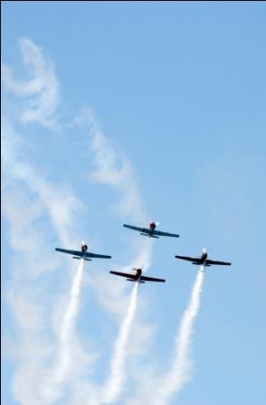 rastros aereos