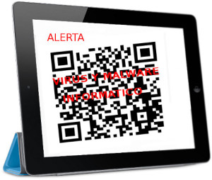 Malware y virus en codigos QR